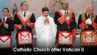 Chiesa Cattolica dopo il Vaticano II