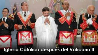 Iglesia católica después del Vaticano II