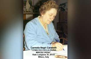 Mamma Carmela Negri-Clarabelli