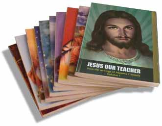 Jesus Our Teacher Books