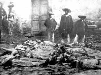 Persecution Catholics Mexico