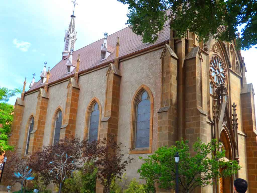 The Loretto Chapel