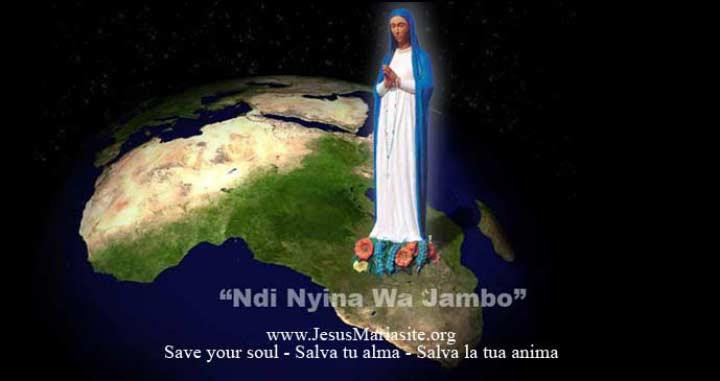 Nuestra Senora de Kibeho Ruanda