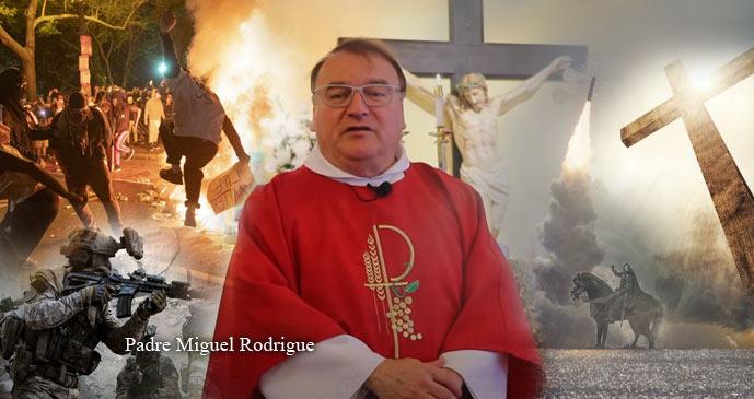 Profecías de Padre Miguel Rodrigue