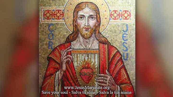 I 9 primi venerdì del mese al Sacro Cuore di Gesù