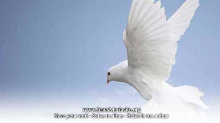 Parole dello Spirito Santo