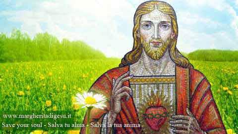 Profezie: margherita di gesù jesus maria site