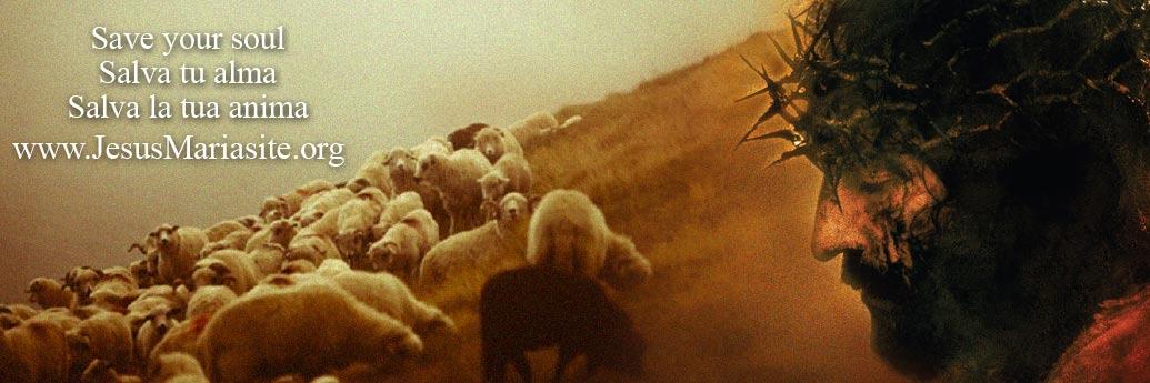 Gesù il BuonPastore