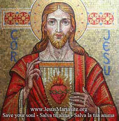 Cor Jesu Consacrazione