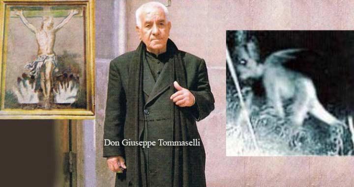 Don Giuseppe Tommaselli esorcista