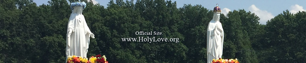 Campo delle apparizioni - Santo Amore Holy Love