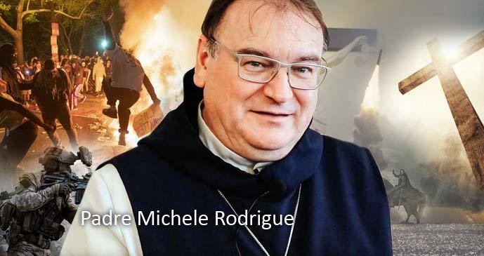 Sei invitato a fare un ritiro spirituale virtuale con Padre Michele Rodrigue