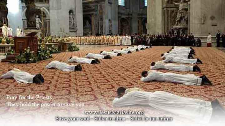 Priests as