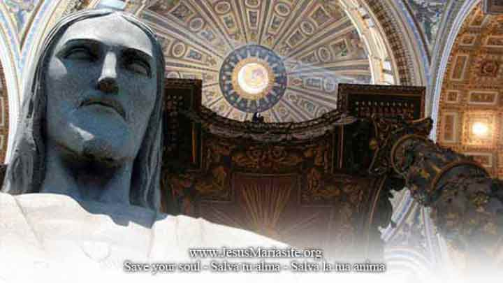 The Church of Rome at the End of Time