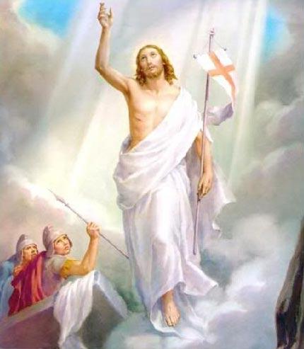 Jesus risen