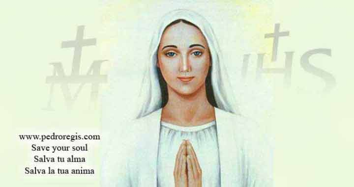 Our Lady of Anguera Brazil