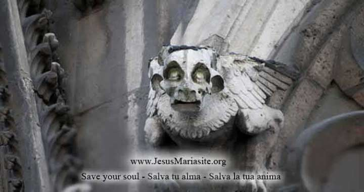 Exorcism: demons teach Catholic Faith
