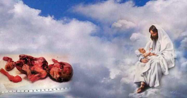 Jesus is pro life