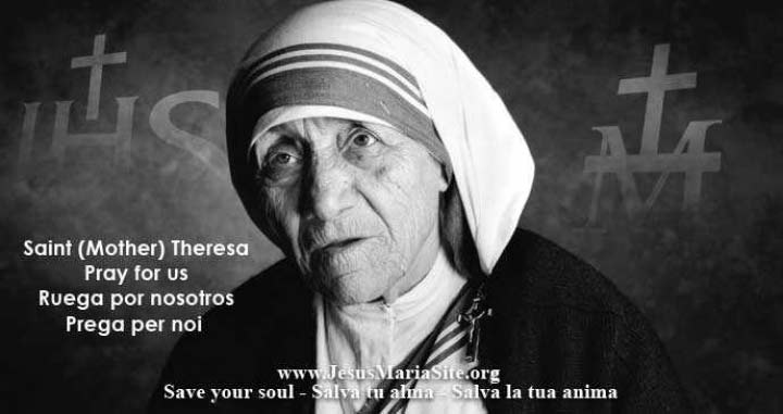 Saint Mother Theresa