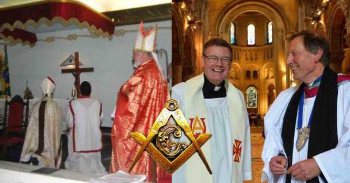 Freemasonry and the protestantization of the Catholic Church