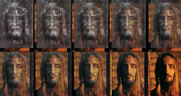 The Holy Shroud of Turin Italy