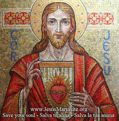 Act of Consecration to the Most Sacred Heart of Jesus