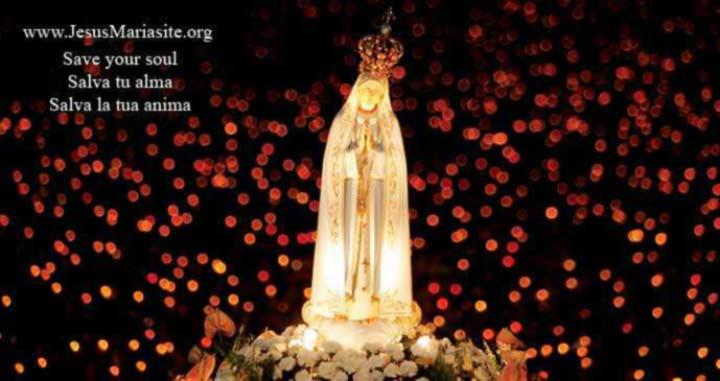Mary of Fatima