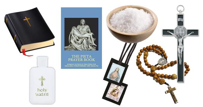 Refuge Spiritual Items