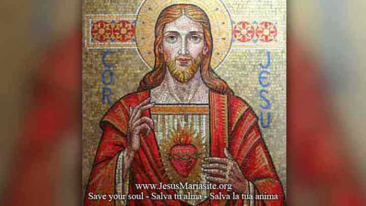 The First Nine Fridays to the Sacred Heart of Jesus