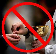 Avoid Sacrileges attending Mass