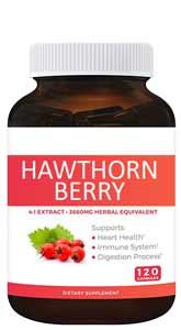Hawthorn pills