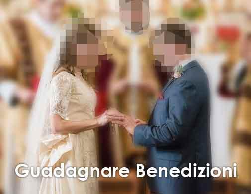 Evita il sacrilegio del vestire indecente nel giorno del matrimonio