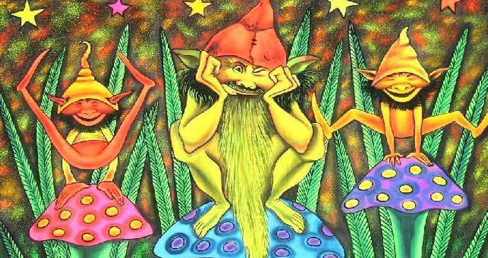 Elves games: Stay away from any type of occultism